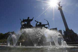 На Трійцю в Україну прийде справжнє літнє тепло