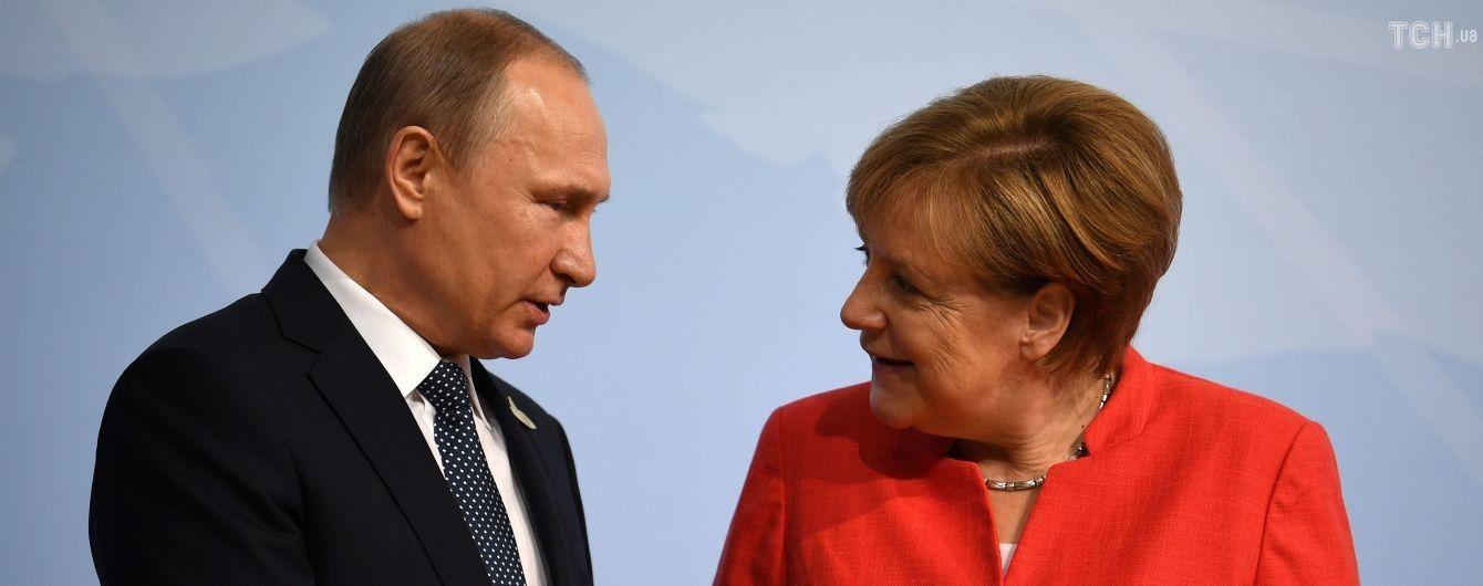 Германия объявила о встрече Меркель и Путина. На повестке дня – Украина
