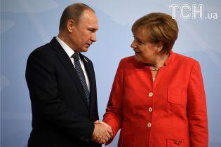 Німеччина оголосила про зустріч Меркель і Путіна. На порядку денному – Україна