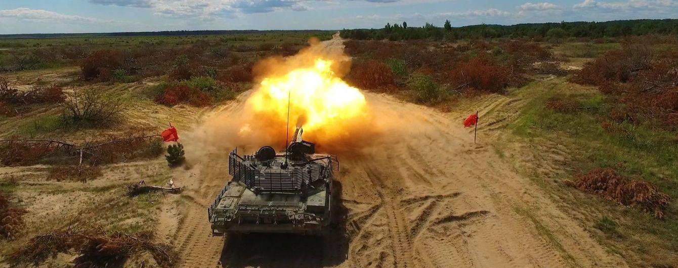 """""""Укроборонпром"""" показав вогневі випробування нового українського танка"""
