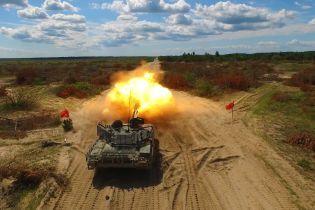 """""""Укроборонпром"""" показал огневые испытания нового украинского танка"""