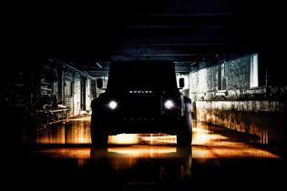 Bowler випустить гоночний позашляховик на базі Land Rover Defender