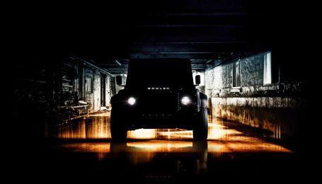 Bowler выпустит гоночный внедорожник на базе Land Rover Defender