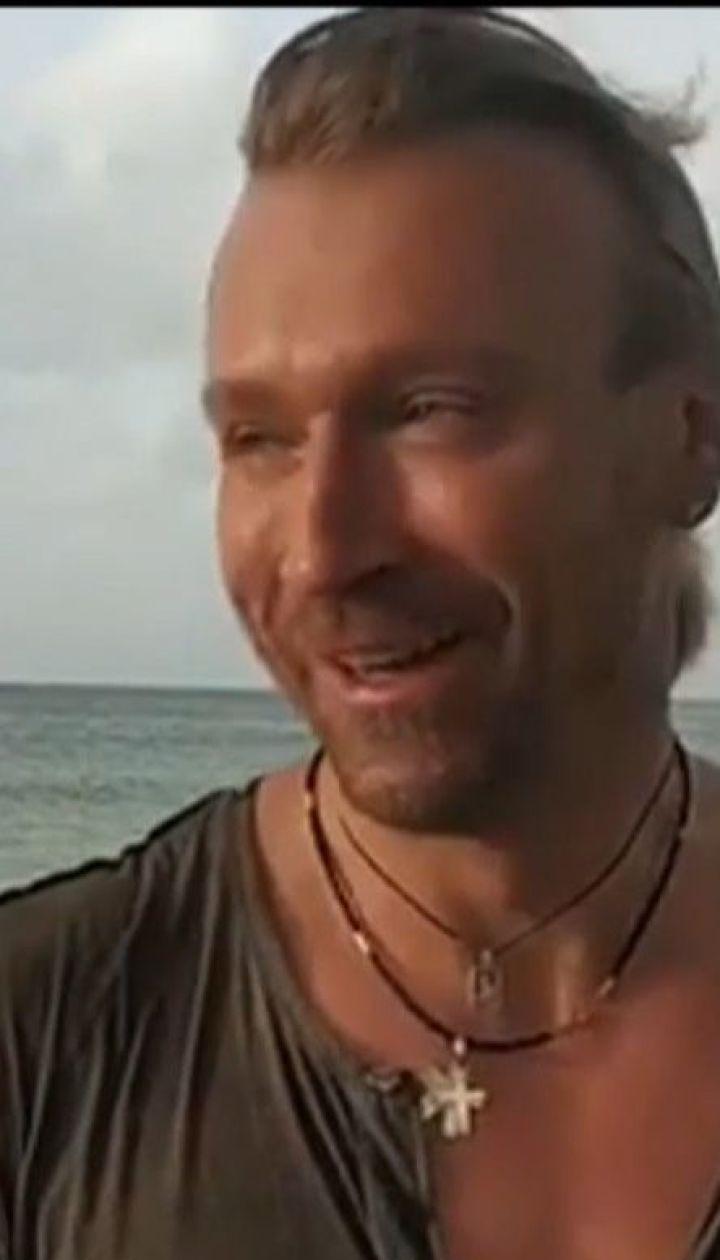 Олег Винник отпраздновал свой день рождения на вилле в Доминикане