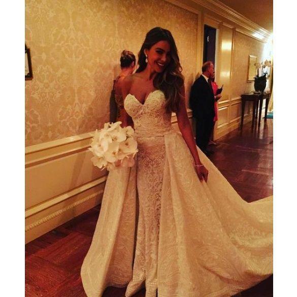 Свадьба Софии Вергары