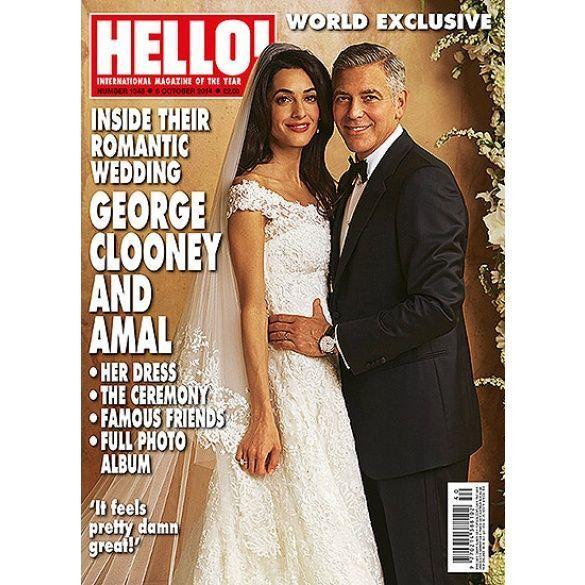 Свадьба Амаль и Джорджа Клуни_1
