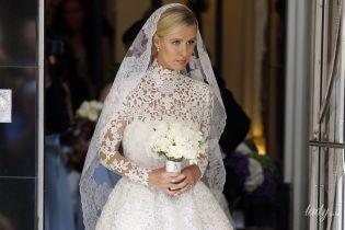 Красиві і дорогі: весільні сукні знаменитостей