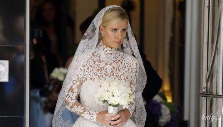 Красивые и дорогие: свадебные платья знаменитостей