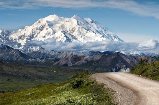 """За спекою на Аляску: """"сніговий"""" край прогрівся до +32 С"""