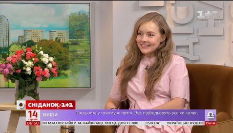 Олена Шоптенко поділилася враженнями від материнства