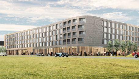 У Великобританії створять курорт для ретро-автомобілів