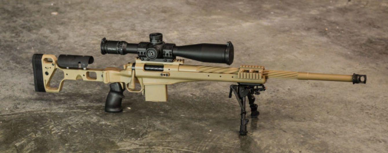 Украинская армия получит снайперские винтовки от Канады на $770 тыс.