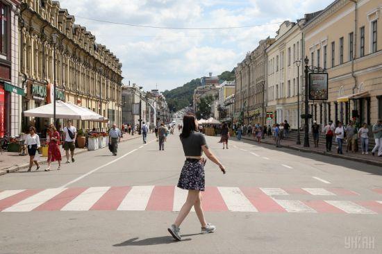 Києву повернули історичну будівлю на вулиці Сагайдачного