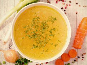 Овочевий бульйон: простий рецепт