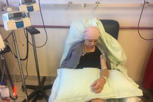 Лимфома поставила под угрозу жизнь многодетной мамы Инны