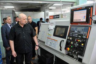 Кращі від російських: Турчинов проінспектував сучасні українські ракети