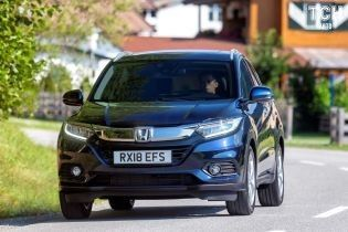 Обновленная Honda HR-V появится в Украине через два месяца