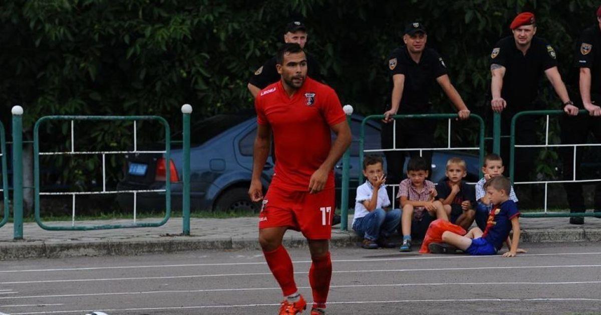 У Рівному троє футболістів клубу української Другої ліги