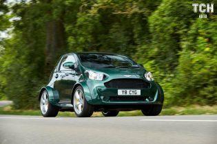 Aston Martin выпустил эксклюзивную версию субкомпактного автомобиля