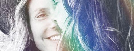 Счастливы вместе: Хайди Клум опубликовала нежное фото с любимым
