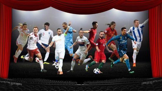 """Від """"ножиць"""" Роналду до космічного м'яча у футзалі: УЄФА назвав претендентів на найкращий гол року"""