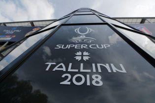 "Лунин попал в заявку ""Реала"" на Суперкубок УЕФА"
