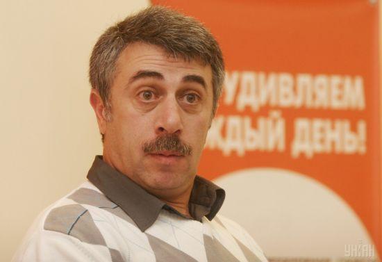 """""""Мужиче, яка риболовля?"""". Слова лікаря Комаровського про Путіна і війну на Донбасі здійняли скандал у Мережі"""