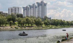 У Києві відремонтували чергову частину парку на Русанівській набережній