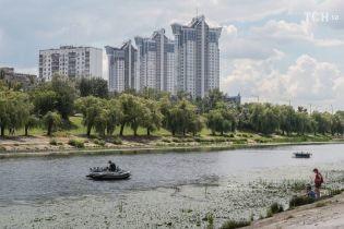 В Киеве отремонтировали очередную часть парка на Русановской набережной