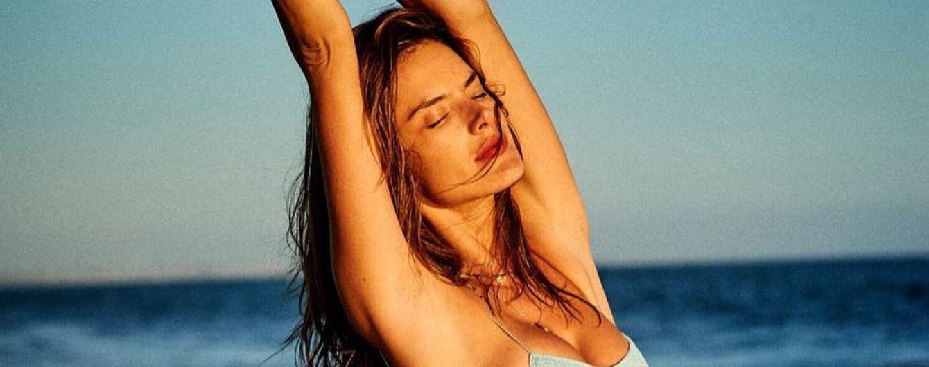 Сексуальная бразильянка Алессандра Амбросио закрутила новый роман