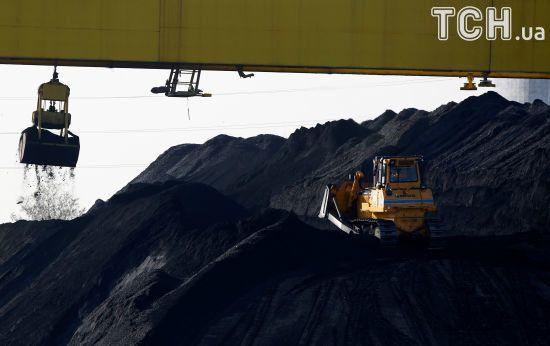 Україна має менші запаси газу, вугілля й мазуту на зиму, ніж торік