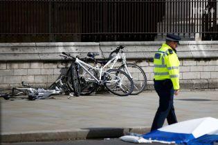 В Британии идентифицировали человека, который совершил наезд на пешеходов возле парламента