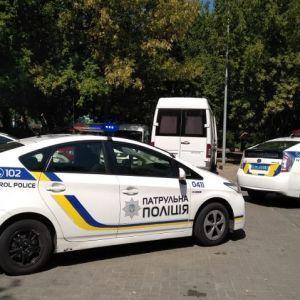 В Киеве задержали мужчин, которые устроили стрельбу с пострадавшими возле рынка