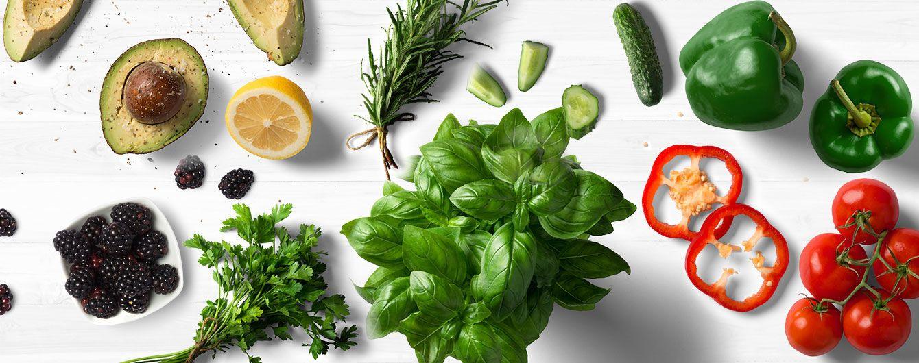 Овочі, фрукти, здоров'я, для блогів