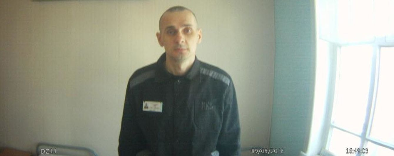 Российские тюремщики спрогнозировали продолжительность реабилитации Сенцова после прекращения голодовки
