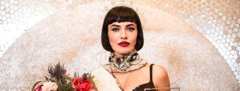 В сексуальном костюме и с насыщенным макияжем: Даша Астафьева в эффектном образе выступила на конкурсе красоты