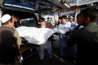 В Афганістані смертник вбив півсотні людей