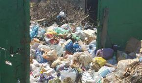 Грибок, задуха та купи сміття: Денісова показала умови утримання в'язнів в одній з колоній Одеси