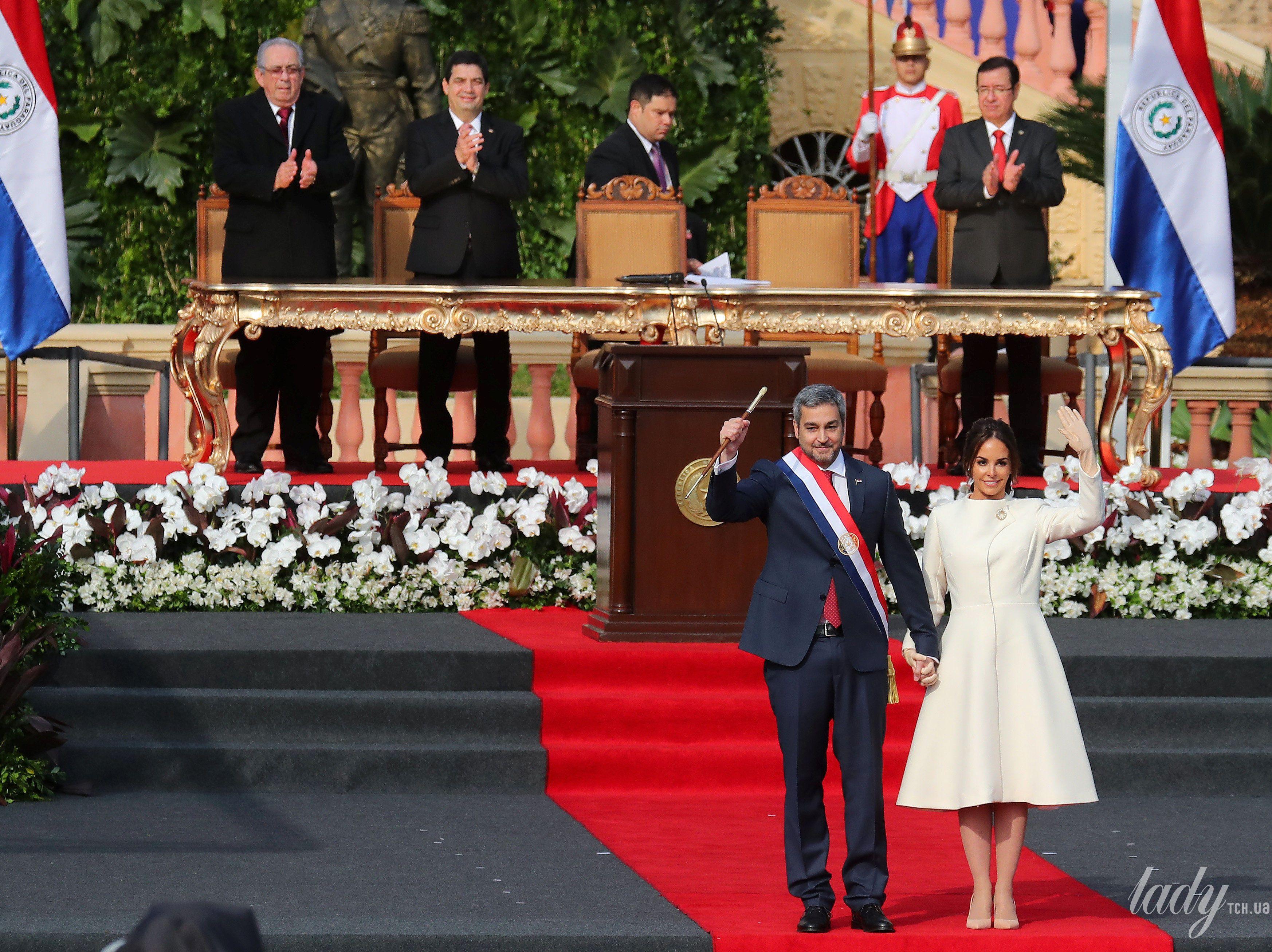Первая леди Парагвая_3