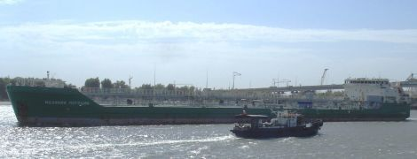 Росіяни після 11 днів мовчанки раптом заявили свої претензії на затримане в Херсоні судно