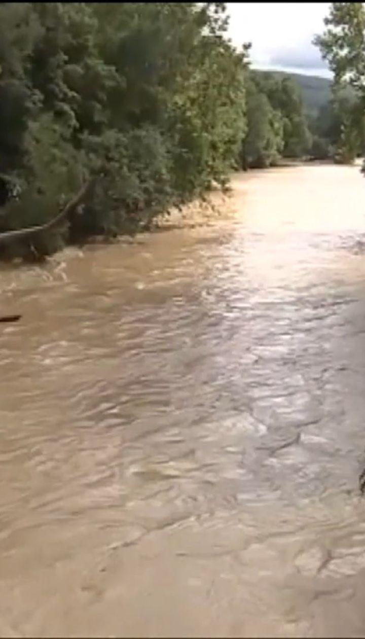 Американське місто Оклахома пішло під воду після сильних злив