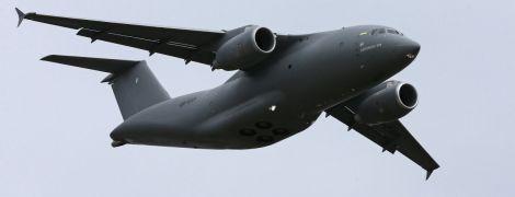 Україна підписала контракт про постачання Ан-178 для Перу