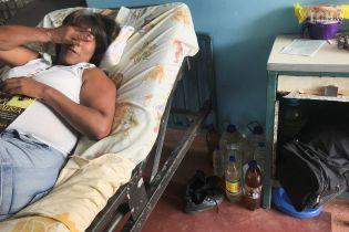 В одной из крупнейших больниц Венесуэлы из-за нехватки воды не работают туалеты и отменяют операции