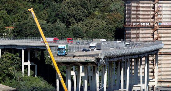 Прокуратура Генуї визначилася з персоналіями підозрюваних в обвалі мосту