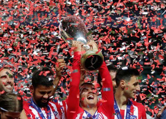 «Реал» – «Атлетико» – 2:4: видеообзор матча за Суперкубок УЕФА