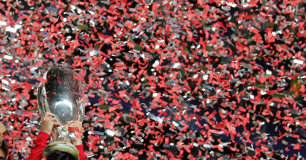 """""""Атлетіко"""" виграв Суперкубок УЄФА-2018 @ Reuters"""
