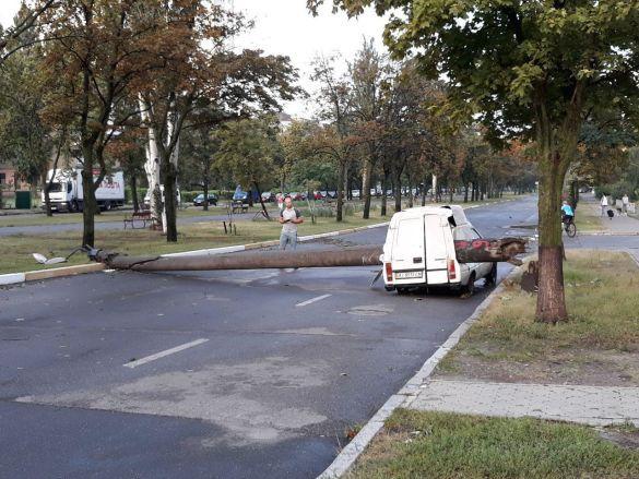 пошкоджене авто, київ, злива_2
