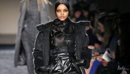 Носи черную кожу и доминируй: тенденции моды сезона осень-зима 2018-2019