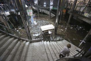 Укргідрометцентр пояснив, чому затопило Київ