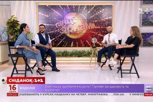 """Олена Шоптенко та Влад Яма розповіли про своє суперництво у проекті """"Танці з зірками"""""""